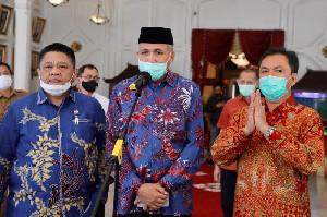 Pemerintah Aceh Sambut Baik Pembangunan Jaringan Gas Rumah Tangga