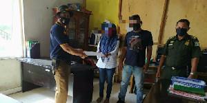 Kedapatan Khalwat, Pasangan Beda Usia Ditangkap WH Aceh Tamiang