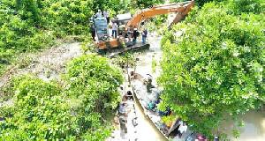 Warga: Kami Garap Hutan Bukan untuk Lahan Sawit tapi untuk Lahan Sawah