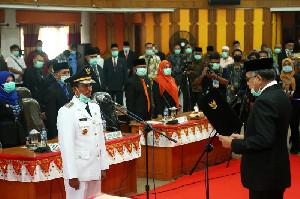 Plt Gubernur Dorong Bupati Aceh Selatan Perkuat Ketahanan Pangan di Masa Covid-19