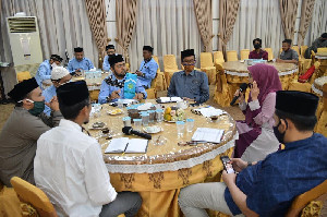 Pemerintah Aceh Libatkan Ormas Islam Lawan Covid-19