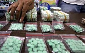 Bareskrim Polri Tangkap Lima Tersangka Penyelundup Narkoba