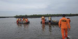 Tim SAR terus Cari Pelajar Tenggelam di Pantai Pulau Rukui Aceh Tamiang
