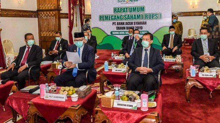 Bank Aceh Syariah Setor Dividen Rp 265 Miliar