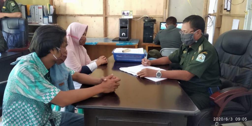 Berduaan di Doorsmeer, Janda dan Lajang di Aceh Tamiang Diamankan Warga