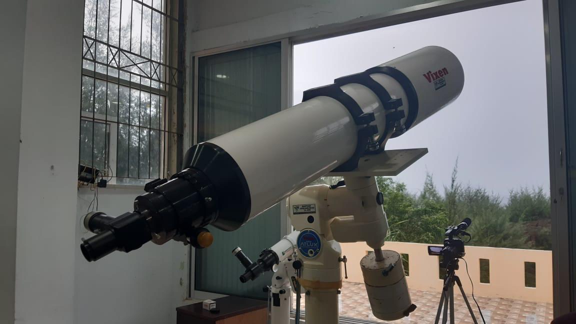 Pantau Gerhana Matahari di Aceh, Kemenag Aceh Siapkan 5 Teleskop