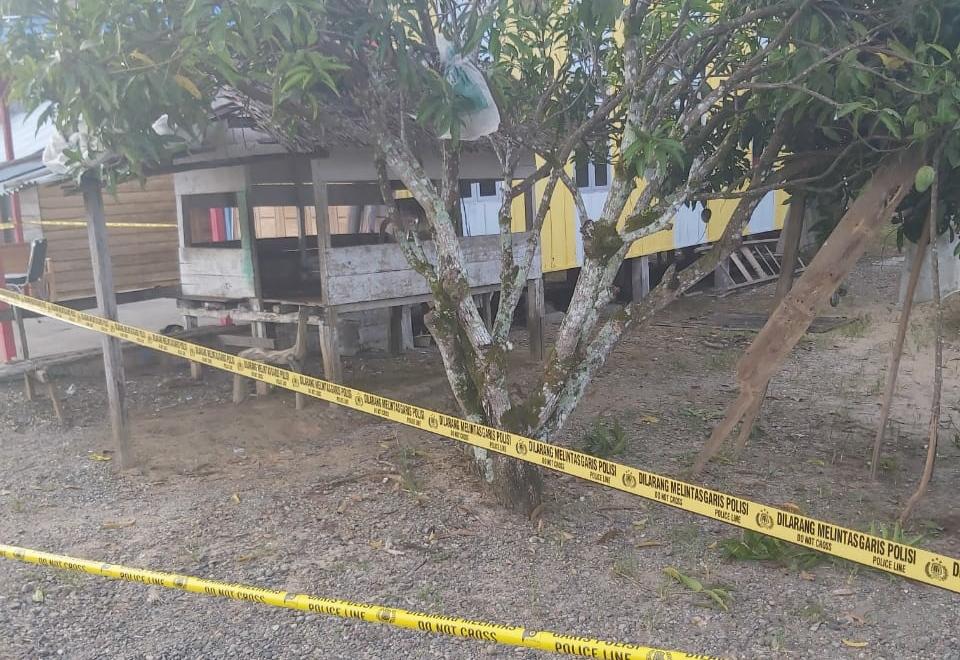 Granat Meledak di Rumah Anggota Dewan  Aceh Barat