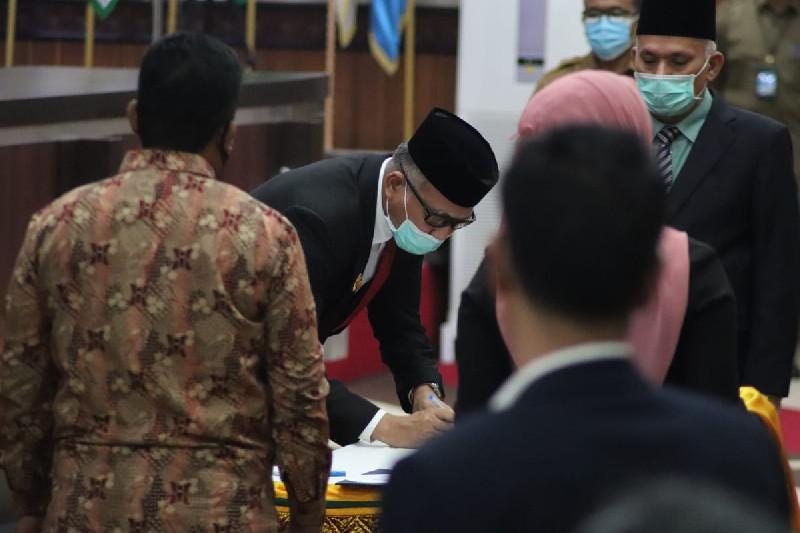 Pemerintah Aceh Raih Opini WTP Ke-5 Kalinya