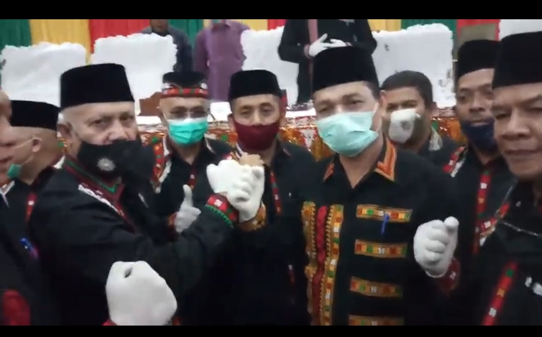 Proses Perdamaian Bupati Aceh Tengah dengan Wakilnya Berlangsung Mulus