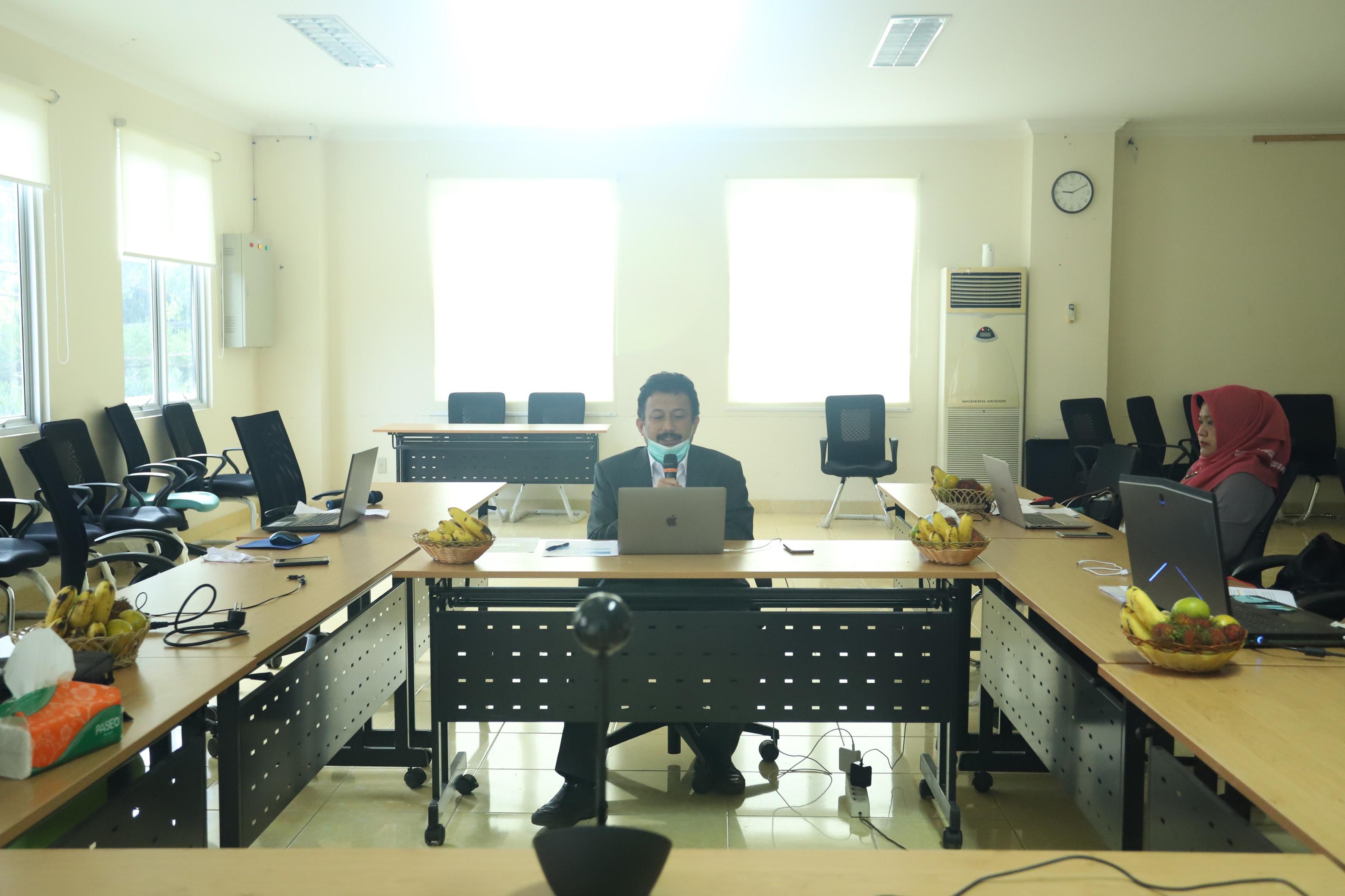 Unsyiah Tuan Rumah Munas FORSTAT Secara Virtual