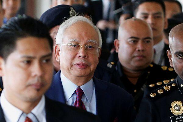 Najib Divonis 12 Tahun Penjara, PM Muhyidin Minta Warga Malaysia Hormati Putusan Pengadilan