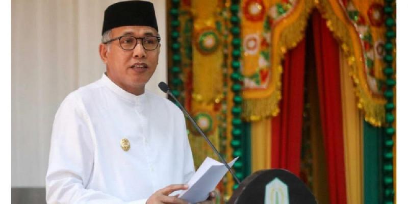 Hasil Survei, Nova Iriansyah Kepala Daerah Paling Responsif Tangani Covid-19