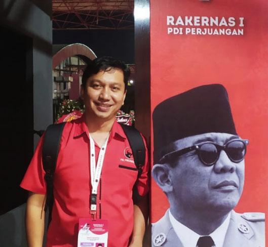Teuku Mahfud Bantah Pernyataan Imran Mahfudi Soal Penunjukan Ketua DPD PDIP Aceh
