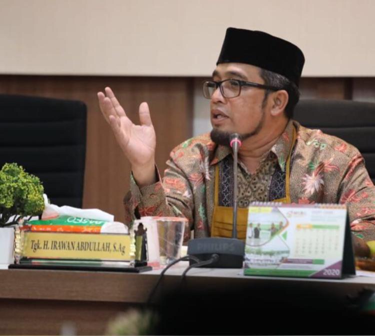 Ketua Komisi VI DPRA Harap Kemenag Baru Melakukan Penguatan Agama di Aceh  agar Semakin Baik