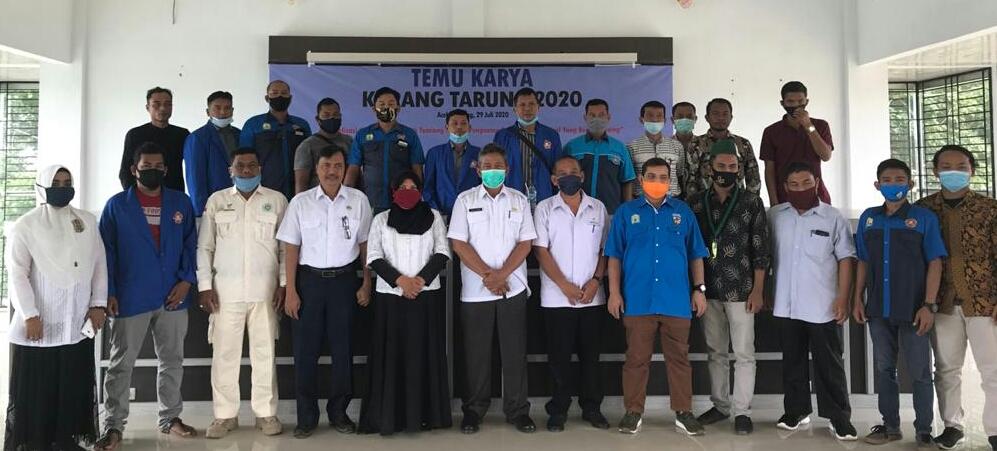 Joko Sudirman Terpilih Secara Aklamasi sebagai Ketua Karang Taruna Aceh Tamiang