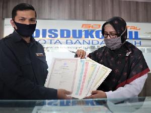 Mulai 1 Juli 2020, Warga Banda Aceh Bisa Cetak Sendiri Dokumen Kependudukan