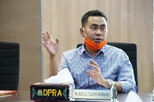 Rencana Revisi UUPA, Ketua Komisi V DPRA M.Rizal Falevi Kirani: Jangan Jalan Sendiri-sendiri