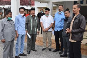 Bupati Aceh Tengah Terima Kunker Pansus DPRA
