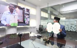 Rektor Unsyiah Ajak Unand Kolaborasi Penelitian Bidang Kebencanaan