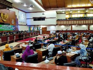 Besok DPRA Adakan Rapat Badan Musyawarah Terkait Penjadwalan Rapat Paripurna