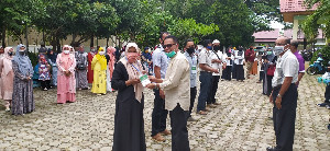 Pastikan Hewan Qurban Sehat, DPPKP Banda Aceh Turunkan Dokter Hewan dan penyuluh di Wilayah Banda Aceh