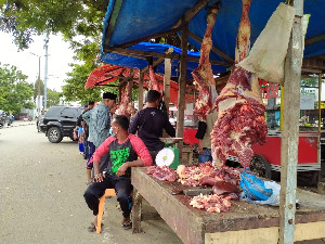 Harga Daging Sapi di Banda Aceh Rp150 Ribu Perkilo