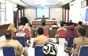 Kuatkan Peran ASN, Diskop UKM Aceh Gelar Coaching Clinic Kehumasan