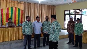 Fadlil Syamaun Dilantik Sebagai Ketua APDESI Kecamatan Peusangan