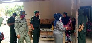 Satpol PP Aceh Tamiang Gerebek Tempat Penjual Tuak, Satu Orang Diamankan