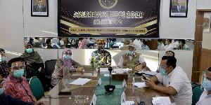 Kasus Covid-19 Meningkat Tajam, Plt Gubernur Aceh Instruksikan Bupati/Wali Kota Siaga