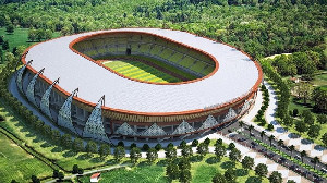 Papua Sudah Habiskan Rp3,8 Triliun Bangun Stadion PON 2021