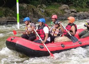 Bimtek Pelatihan Rafting Digelar Agustus 2020 di Pidie