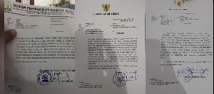 Bupati Aceh Besar dan Wali Kota Sabang Minta Usman Arifin Dilantik Jadi Kepala BPKS