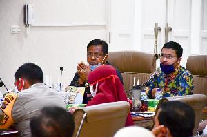 Aminullah Minta Gampong Rapid Test Setiap Tamu dari Luar Aceh