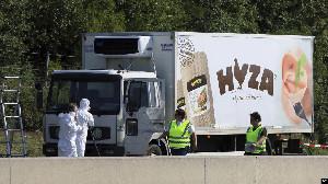 31 Migran Ilegal Ditemukan Dalam Truk Pendingin Makanan