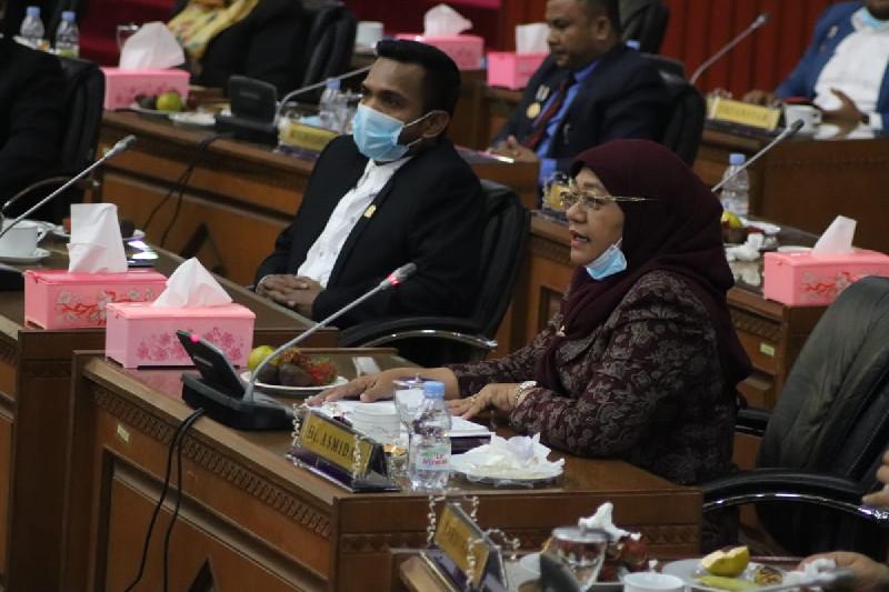 DPRA Pertanyakan Kekhususan Aceh yang Setengah Hati