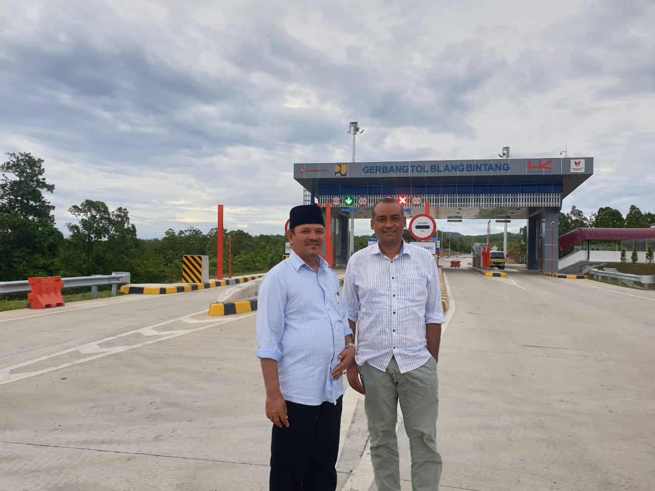 Bupati Aceh Besar Minta Operasional Tol Tanpa Tarif Selama Lebaran Idhul Adha