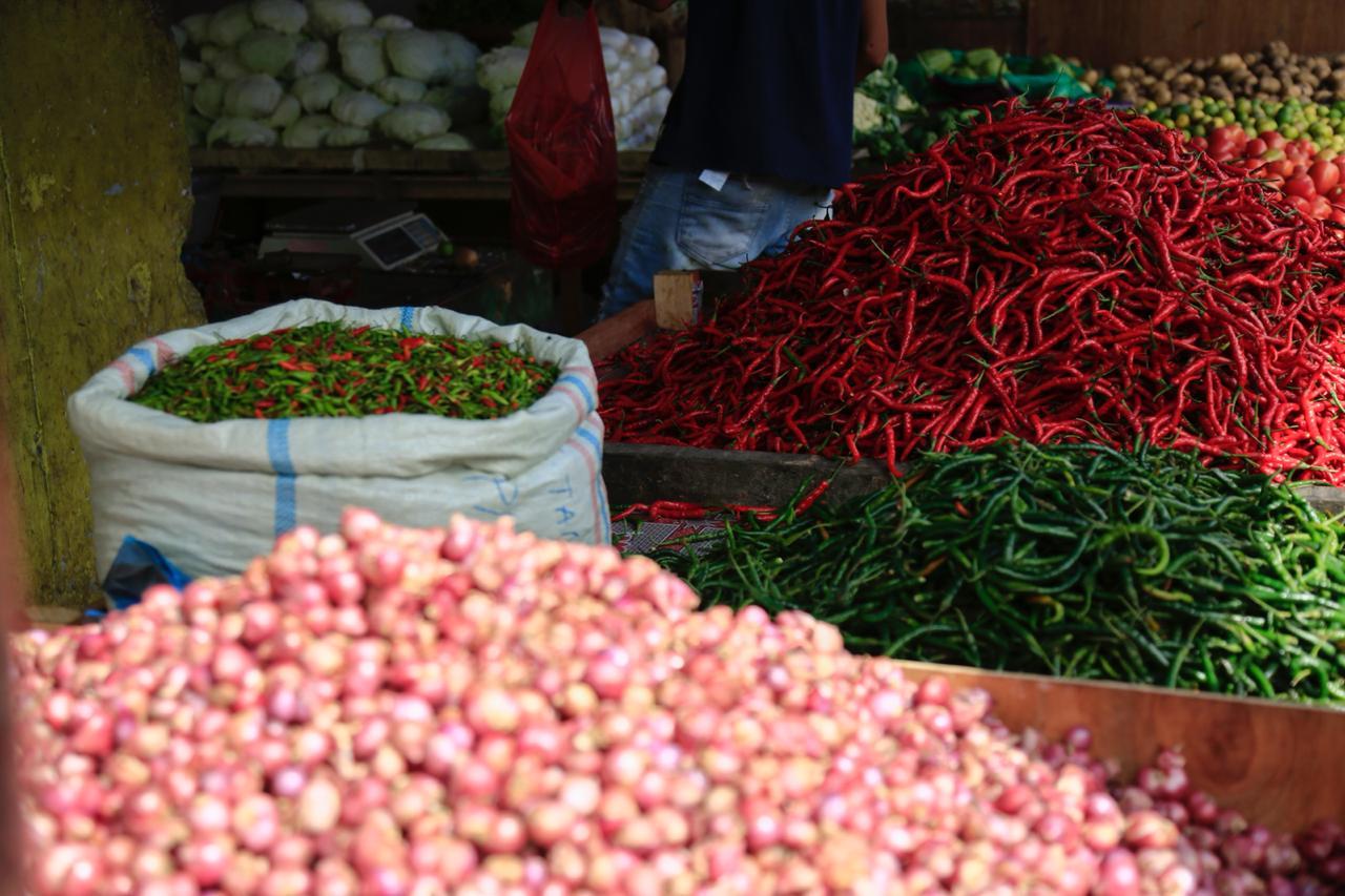 Harga Cabai Merah di Banda Aceh Bertahan Rp18 Ribu