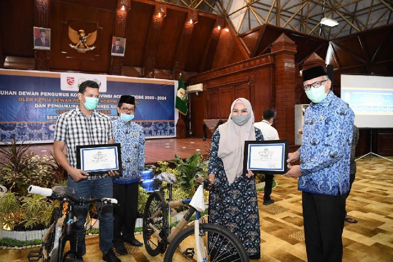 Nova Apresiasi Dinas Koperasi Terus Bina UMKM di Aceh