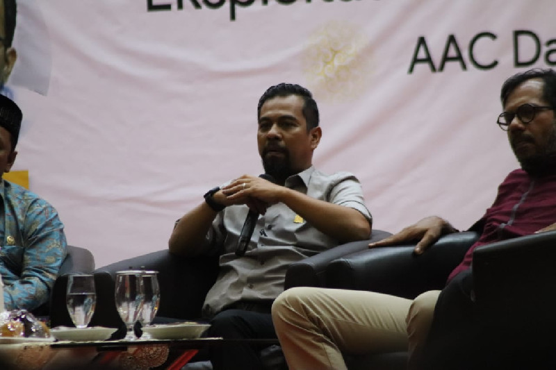 Bupati – Wakil Bupati Aceh Tengah Damai, Wakil Ketua DPRA,Hendra Budian: Pembangunan dan Pelayanan Jadi Prioritas