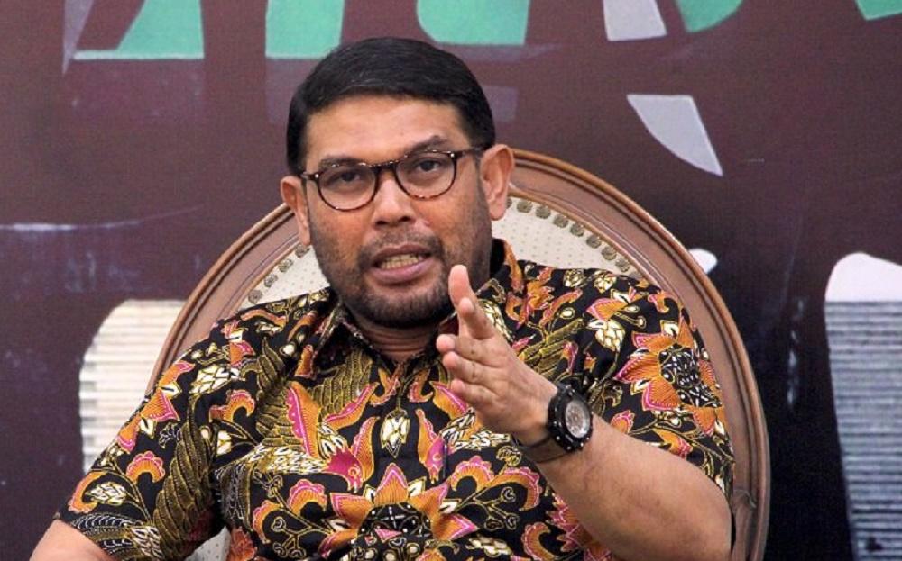 Nasir Djamil Minta Presiden Pertimbangkan Keinginan Publik untuk Reshuffle Kabinet