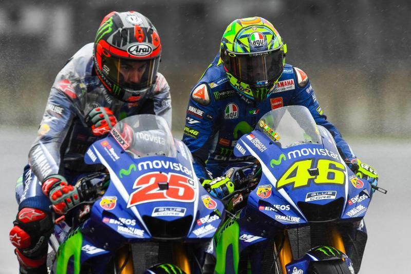 Musim Depan Valentino Rossi Tak Perkuat Yamaha Lagi