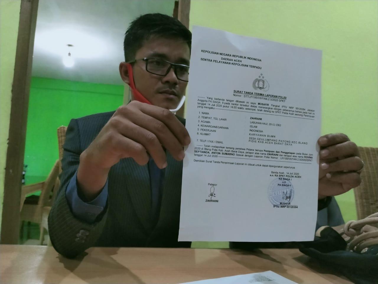 Dalih Jadi Singgahan, Uang Hasil Tipuan Vina Mengalir ke Rekening Anton Sumarno