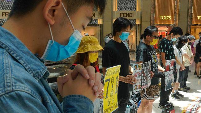 Polemik UU Keamanan, Taiwan Siap Tampung Warga Hong Kong