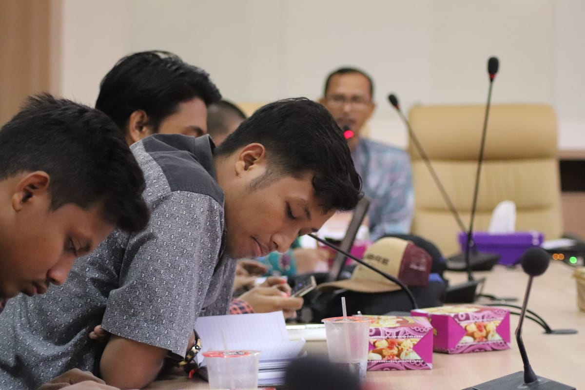 Tapal Batas UIN Ar-Raniry dan Unsyiah Memanas, Presma UIN: Mahasiswa Jangan Jadikan Korban