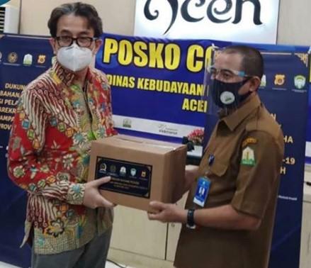 Pelaku Pariwisata dan Ekonomi Kreatif Aceh Terima Gerakan BaLaSa
