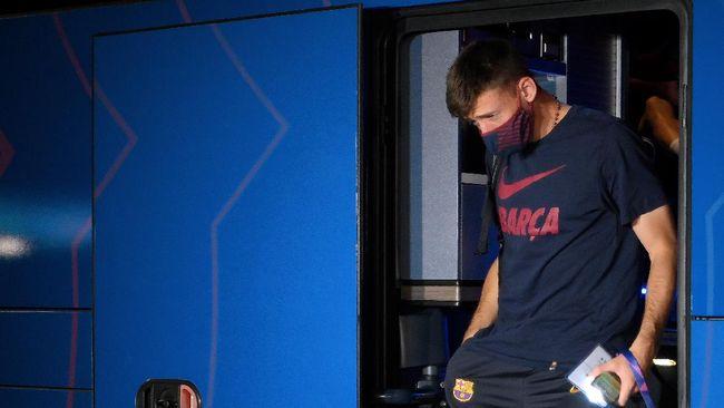 Usai Dipermalukan Bayern Munchen, Fan Barcelona Cemooh Para Pemain