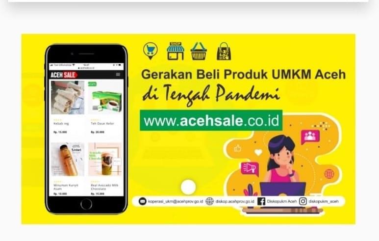 Kemitraan dan Perniagaan Produk KUKM Aceh