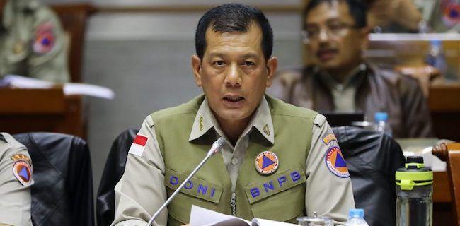 Doni Monardo : Jokowi Datang Bantu Kebutuhan Penanganan Covid-19 di Aceh