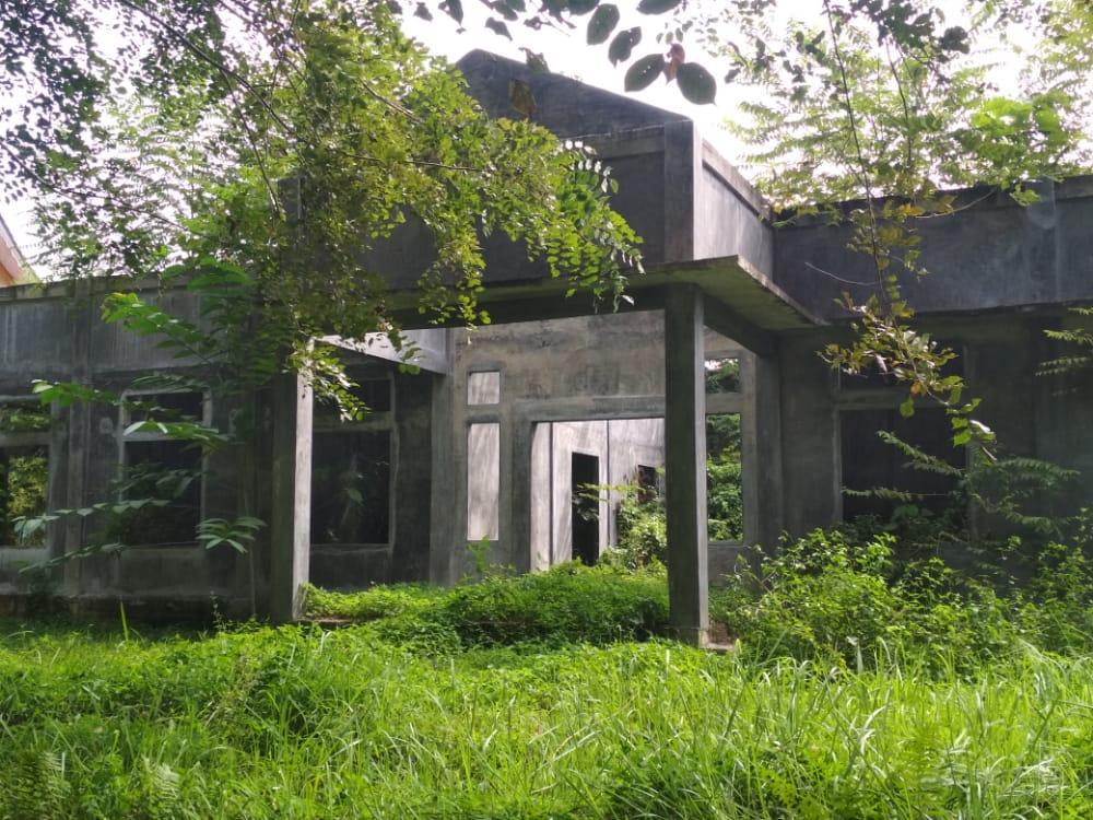 Setahun Mangkrak, Pembangunan Gedung DPMKPPKB Aceh Tamiang Kembali Dilanjutkan